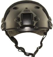 ABS FAST PJ Helmet With Protective Goggle Pararescue Type Helmet Military Airsoft Helmet Plastic Hetmet Motorcycle Riding Helmet