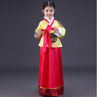 93aebb701a49 2017 Yukata Haori Children Korean Traditional Dress Girl Hanbok ...