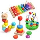 1Pcs Baby Children's Intelligence Beads Toys Beads