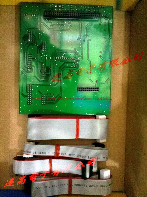 Emulator Board UIT153S EM78P153 Emulator USB NEW Singlechip