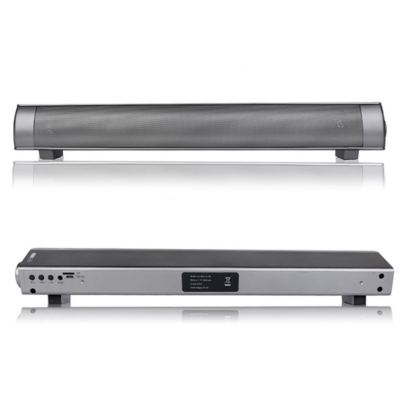 Bluetooth Speakers Wireless Soundbar Speaker Portable Home Theater Romote AUX TF Mp3 Player for Phone Computer xiaomi iphone HTC goldbulous portable wireless bluetooth speaker 20w hifi bass pa speakers high quality home theater music player support tf aux
