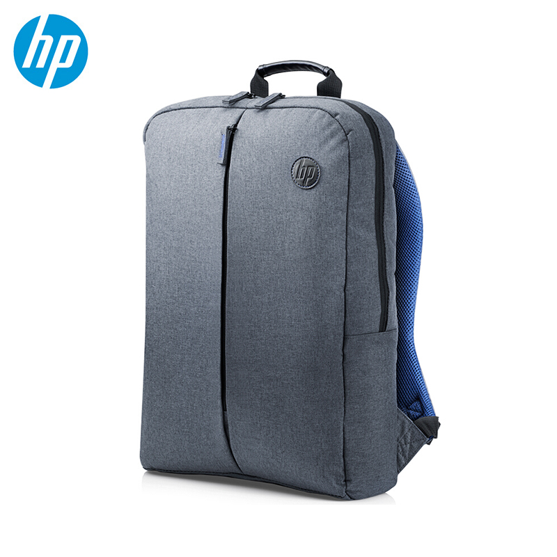 Genuine Original HP Laptop Computer Bag Business Casual Backpack 17.3 inch Grey Fashion Portable Business Man Woman X1H19AA