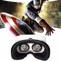 2016 Lastest VR BOX 3.0 Версия VR Виртуальная Реальность 3D Очки Для 4.7-6.0 дюймов Мобильных Телефонов Для iPhone 5 6 6 s 7 7 s Plus
