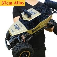 Новые 1 шт RC автомобили 1/12 2,4G рок, 4×4 вождения автомобиля двойной привод двигателей удаленного Управление модель автомобиля внедорожник игрушка 4WD D20