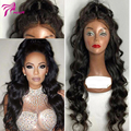 Grade 10A Brazilian Full Lace Human Hair Wigs For Black Women Body Wave Front Lace Wigs With Baby Hair Glueless Full Lace Wigs