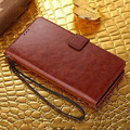 Luxury Retro Leather Case For Lenovo Vibe P1m/Lenovo Vibe P1 Flip Wallet Capa With Card Holders Phone Bag Cover With Card Slots