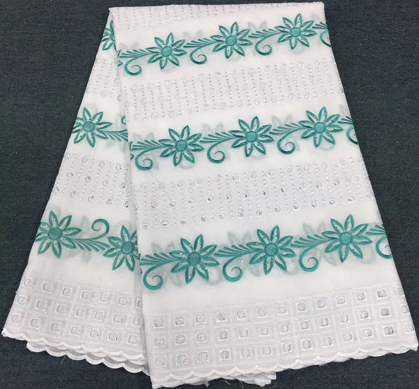 Nigerian lace fabrics for dress latest african laces 2018 african swiss voile lace in switzerland 5yards