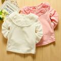 Lace Girl Blouses & Shirts Baby Rompers Girls Princess Romper Cotton Infantil  roupas de bebe overall toddler & kids clothes