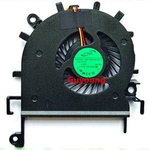 Para HP probook 430 ventilador de refrigeração do radiador G1 DFS400805PB0T FCC7 KSB05105HB-CL13 727766-001