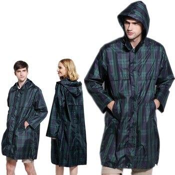 Long Rain Jacket   Long Raincoat Women Men Poncho Waterproof Outdoors Tour Rain Coat Poncho Jacket Capa De Chuva Chubasqueros Impermeables Big Size