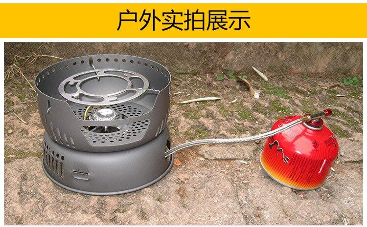 panela quente caldeira propano recarga adaptador fogão
