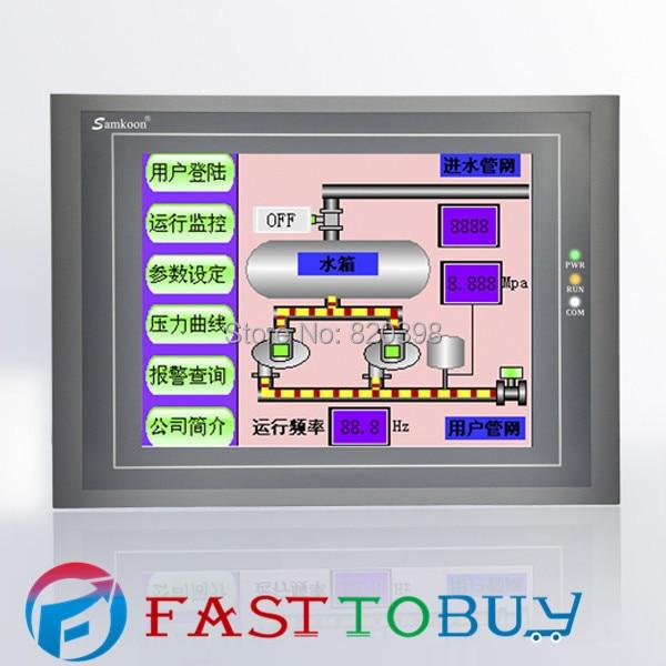 SAMKOON HMI Touch Screen SA-12.1A 12.1 262 144 Color TFT New samkoon display and control hmi touch screen sk 035ae 3 5 color tft new