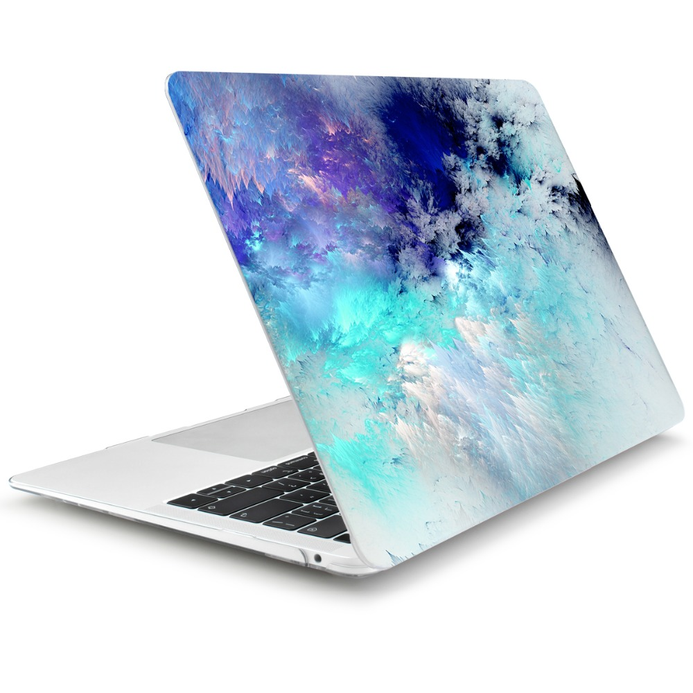 Marble Sky Case for MacBook 155