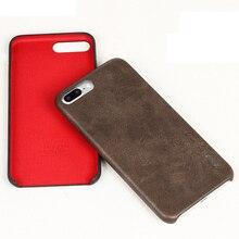 iPhone X Case Vintage Cowboy Leather Case For iPhone 8, 7, 7 Plus & 6, 6S
