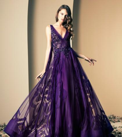Compare Prices on Plus Size Purple Evening Gowns- Online Shopping ...