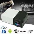 Mini 1080P Full HD LED Projector LCD Smart Home Theater AV HDMI Multimedia US EU UK APE