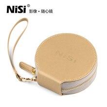 NISI filtro Da Câmera pacote 4 Pacote de armazenamento saco de filtro de 82mm e abaixo da abertura