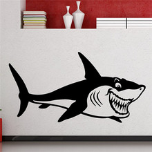 Shark Wall Decal Animal Sticker Home Art Interior Decoration Any Room Mural  Waterproof Vinyl Sticker # Part 79
