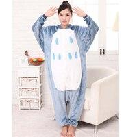 Animal Cartoon Pajama Onesie Women Pajamas Funny Animal Adult Men Pikachu Totoro Children Minion Sleepwear Big