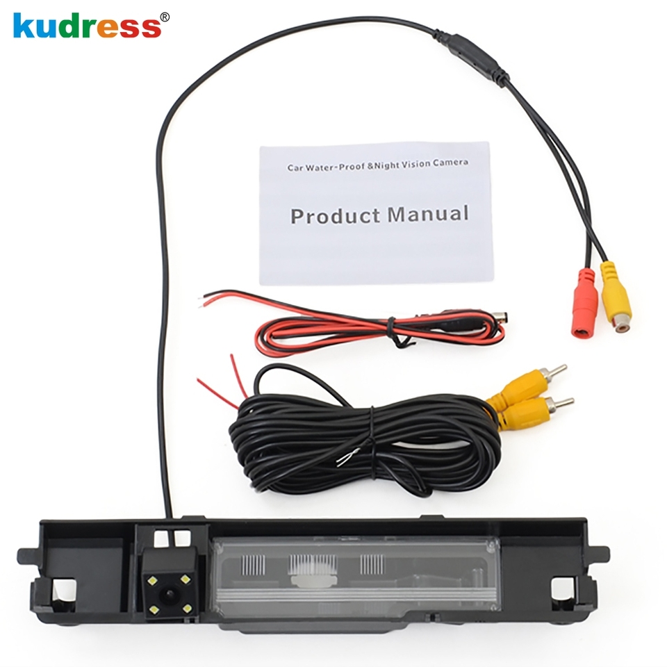 For Toyota Yaris Vitz 2006 2012 Led Rear View Camera Auto Car Reverse Backup Parking Assistance Rearview Camera Night Vision Reverse Backup Parking Assistancecar Reverse Aliexpress
