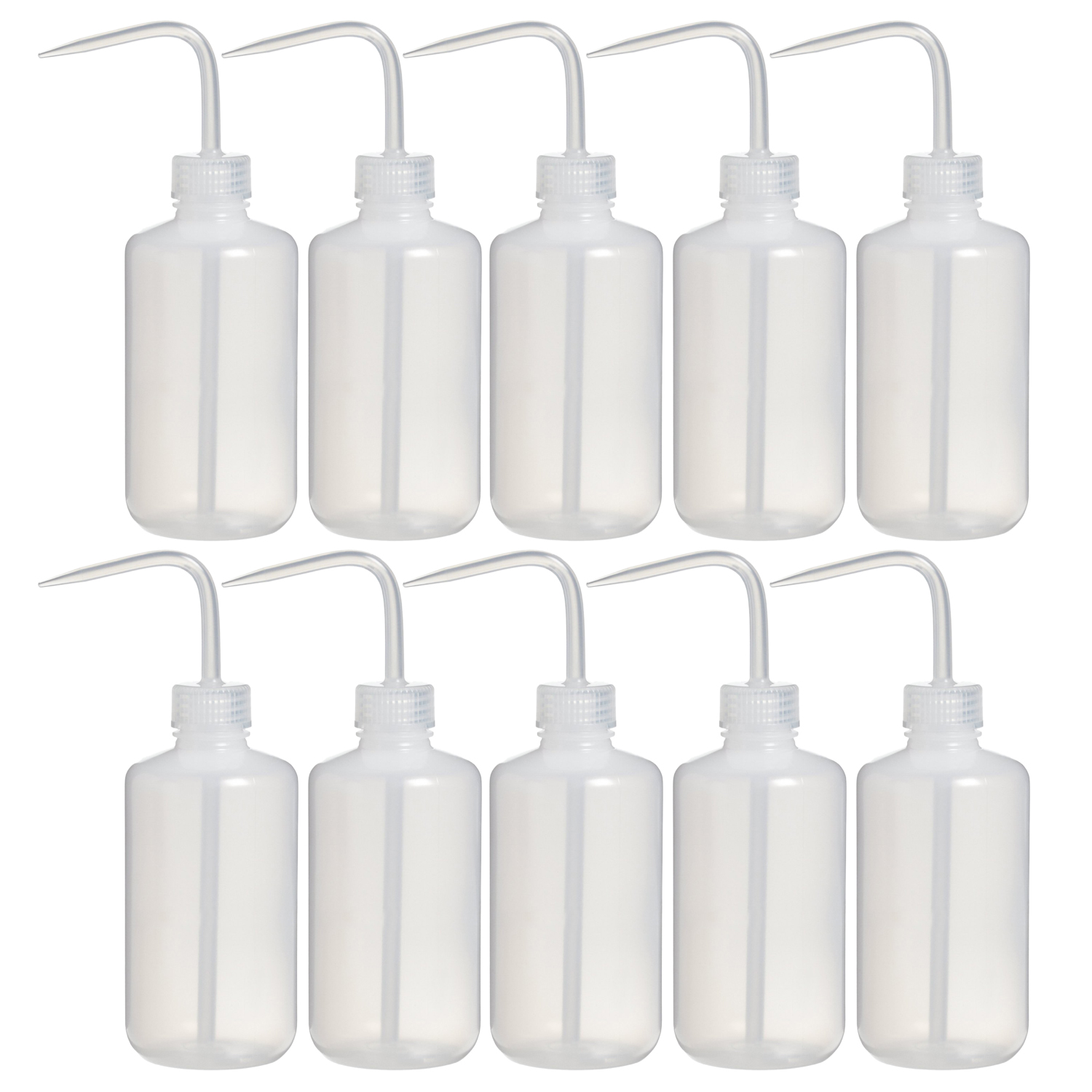 HHFF 10pcs 250ml Tattoo Diffuser Green Soap Water Wash Squeeze Bottle Lab Non-Spray