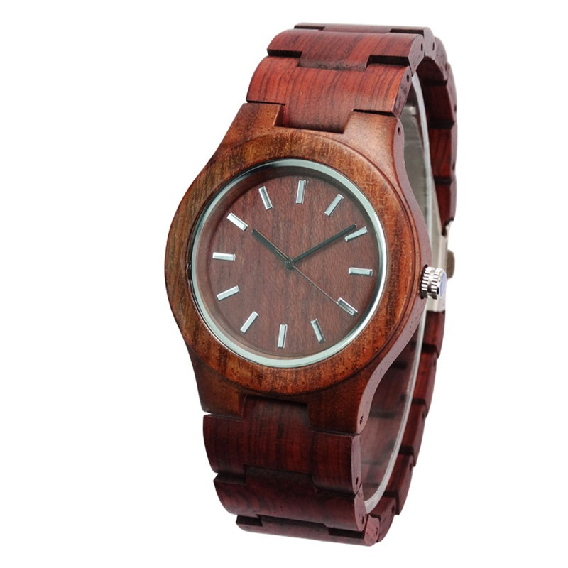 Mens Wooden Watches Top Brand Luxury Watch 2016 Newest Japan Movement Zebra Wood unisext Wristwatches With