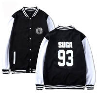 BTS Bangtan Boys Harajuku Baseball Jacket Women Men Winter Casual Jaqueta Kpop Women S Casaco K