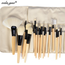 Professional Makeup Brushes Set Superfine Synthetic Fiber Hair Antiallergic Makeup Tools Kit with Case
