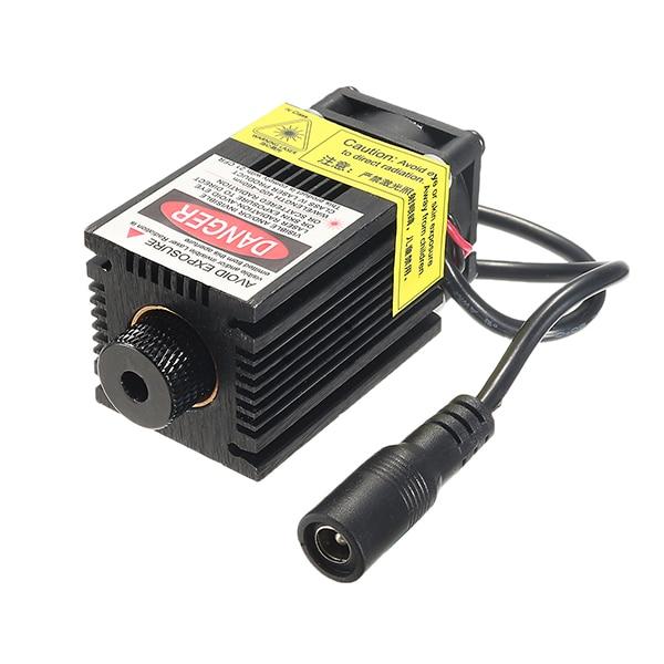 где купить LA03-1600 445nm 1600mW Blue Laser Module With Heat Sink for DIY Laser Engraver Machine дешево
