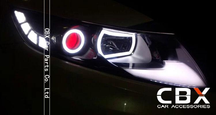 KIA K5 SPECIAL USED LED DRL SET 1