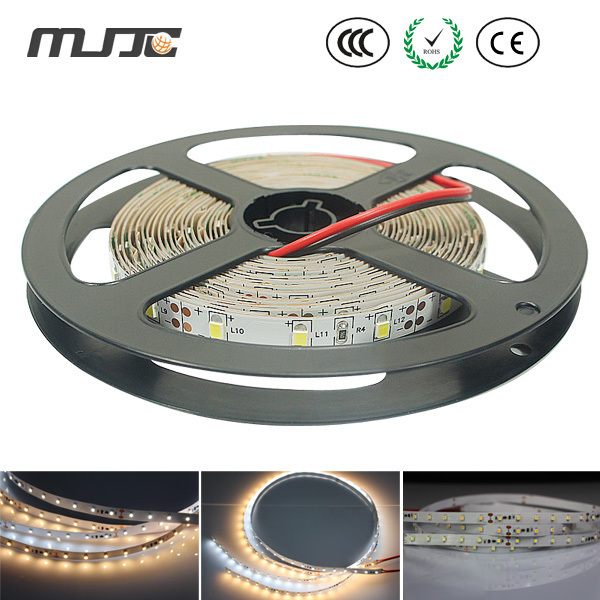 MJJC New arrived DC24V Constant Current flexible LED strip light 2835 without Lumens  for Window display/road lighting