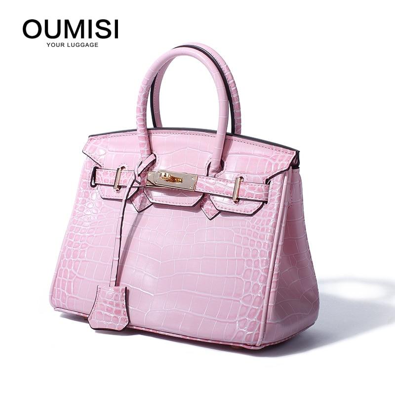 OUMISI Brand Fashion Fur Women Bag Handbags Women Famous Designer Women Leather Handbags Luxury Ladies Hand Bags Shoulder Sac
