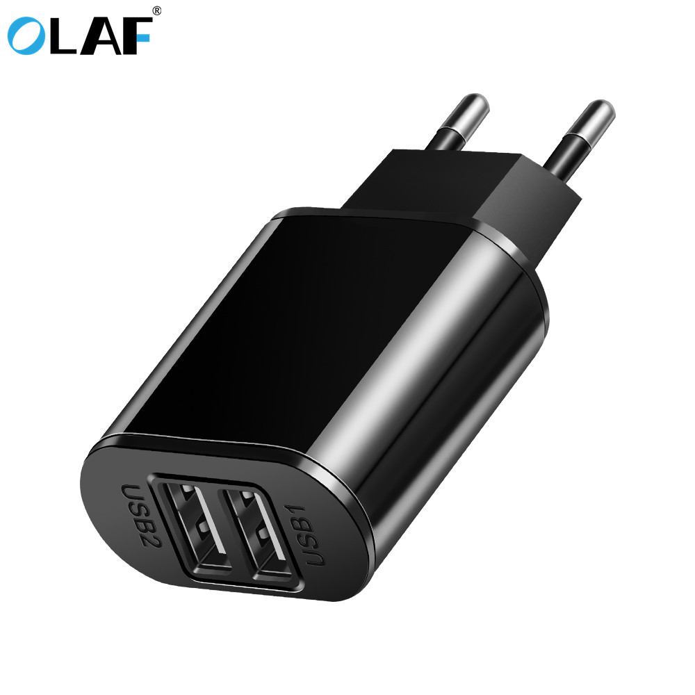 OLAF Universal Fast Charging Charger for iPhone 7 6 Wall Chargers for Samsung Mobile Phone Quick Charge USB Charger for Xiaomi