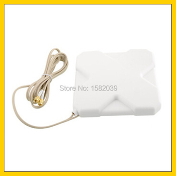 цена на 35dBi 4G LTE Double interface TS9 Antenna Signal Booster Amplifier for 4G   modem