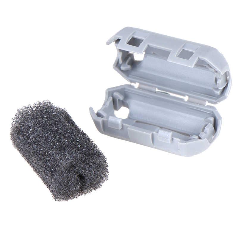 1 Pcs Anti-Static Mini 3D Printer Aksesoris Retak Bagian Tahan Debu Penghapusan Filamen Cleaner Dihapus dari Filter Blok rambut