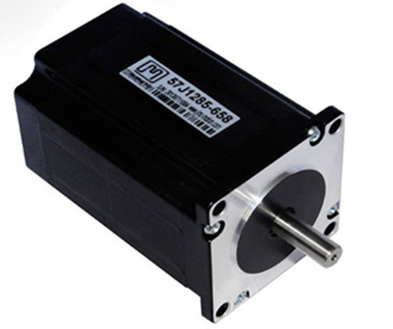 цена на Nema 23 3phase 1.8N.m 255ozf.in stepper Motor 57mm frame 8mm shaft 57J1285-658 JMC