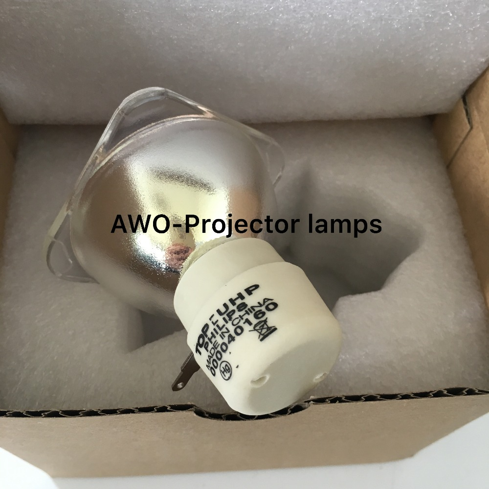 купить Free Shipping! Brand New replacement Projector bare lamp SP.70701GC01 for OPTOMA W402/X402/PROMETHEAN VK508 Projector недорого