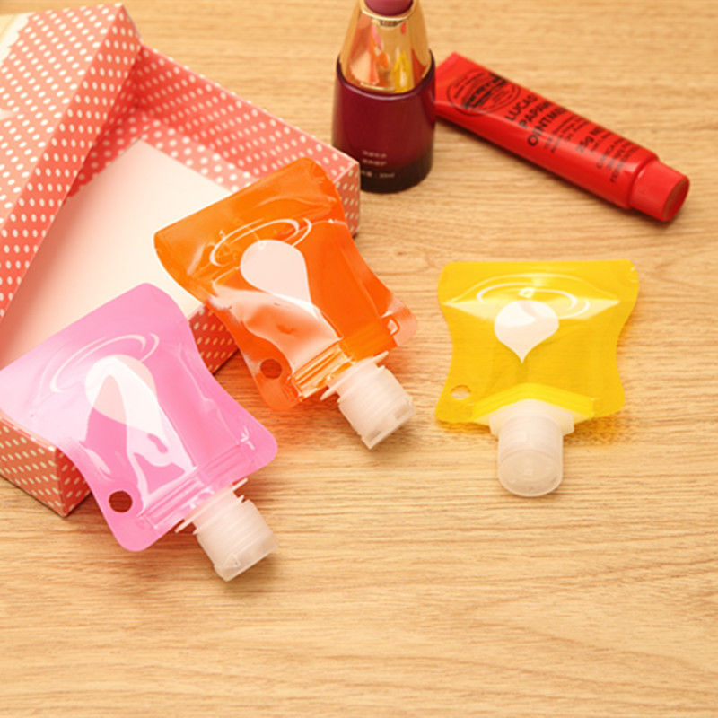 Image 5 - Mini Lovely Portable Travel Hand Sanitizer/Shampoo/Makeup Fluid 