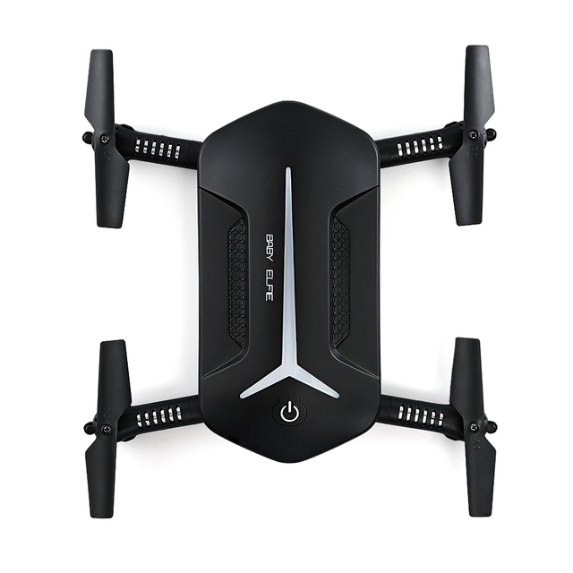 Multifunction Compact Foldable Plastic Remote Control Drone