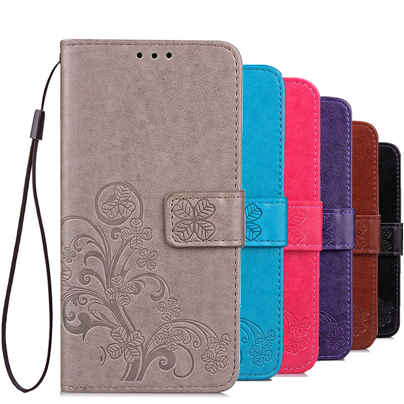 Luxury Leather <font><b>Case</b></font> For <font><b>Lenovo</b></font> Vibe <font><b>C2</b></font> Leather Wallet Flip <font><b>Case</b></font> For <font><b>Lenovo</b></font> Vibe C 2 <font><b>C2</b></font> Power <font><b>K10A40</b></font> <font><b>Phone</b></font> <font><b>Case</b></font> Cover fundas image