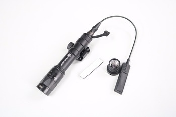 TACTICAL-SKY Airsoft M600V Scout Weaponlight BK