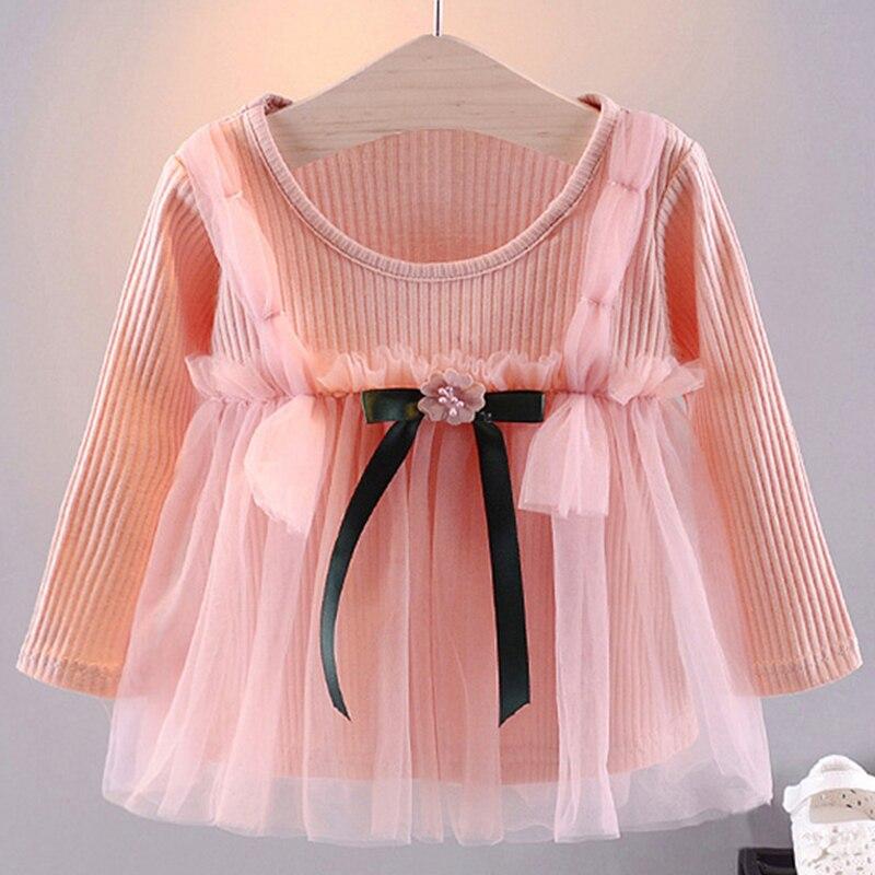 Christmas Baby Dress For Girls Dresses Baby Clothing Baptism Princess Dress Kids Clothes For Girl Vestidos infantil robe bebes
