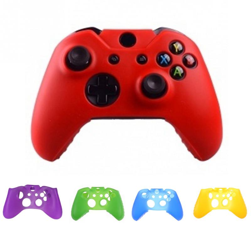 High Quality New Silicone Game Pad Cover Protector for XBOX ONE Gamepad Case image