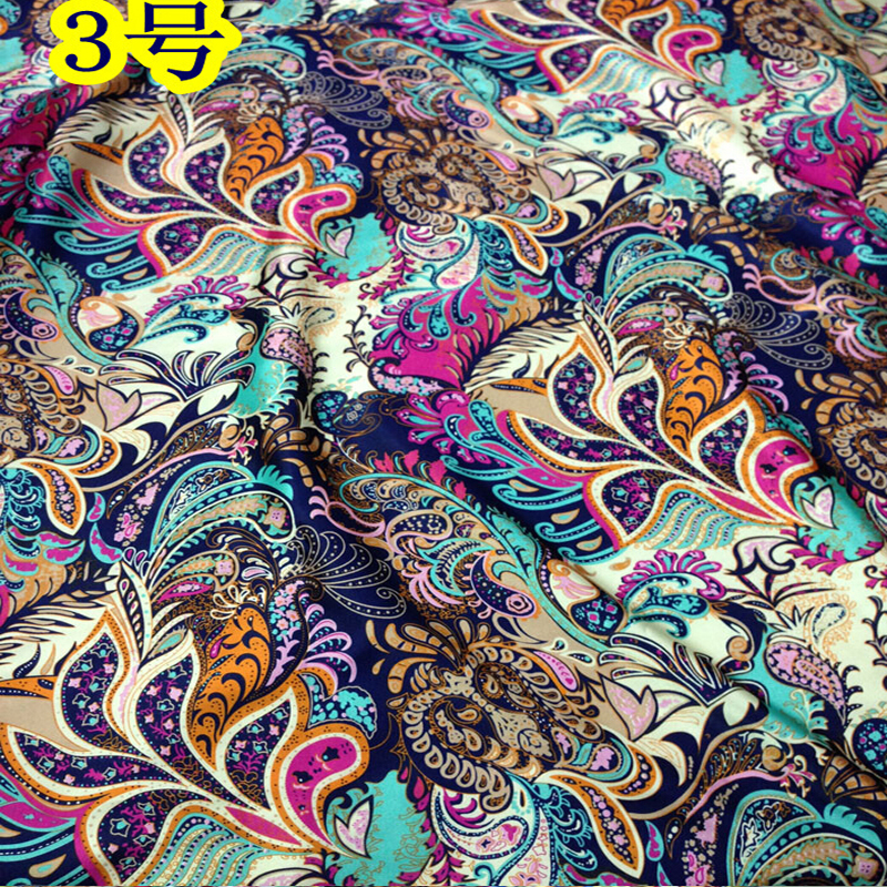 Factory Wholesale High Quality Polyester Spandex Stretch