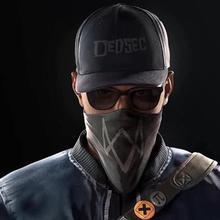 Игра Watch Dogs 2 Маркус Холлоуэй очки Косплей солнцезащитные очки
