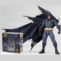 DC Comics Justice League Superhero Revoltech Batman PVC Action Figure Collectible Model Toy