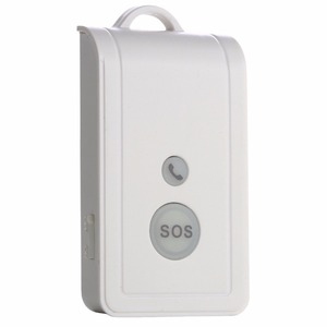 Image 1 - Gsm sim 카드 노인 휴대 전화 sos 비상 호출 경보 시스템 공황 버튼