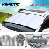車のサンスクリーン太陽バイザーフロントガラスシェードシールド折りたたみサンシェードカバー紫外線プロテクターオートビークルウィンドウカバー -