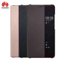 Original Official Huawei Mate 10 Mate 10 Pro Flip Case Smart Wake Up Sleep PU Leather