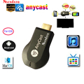 Anycast m2 iii Plus Miracast HDMI Wifi TV Stick Wifi adaptador de pantalla espejo fundido receptor dongle para android ios tablet